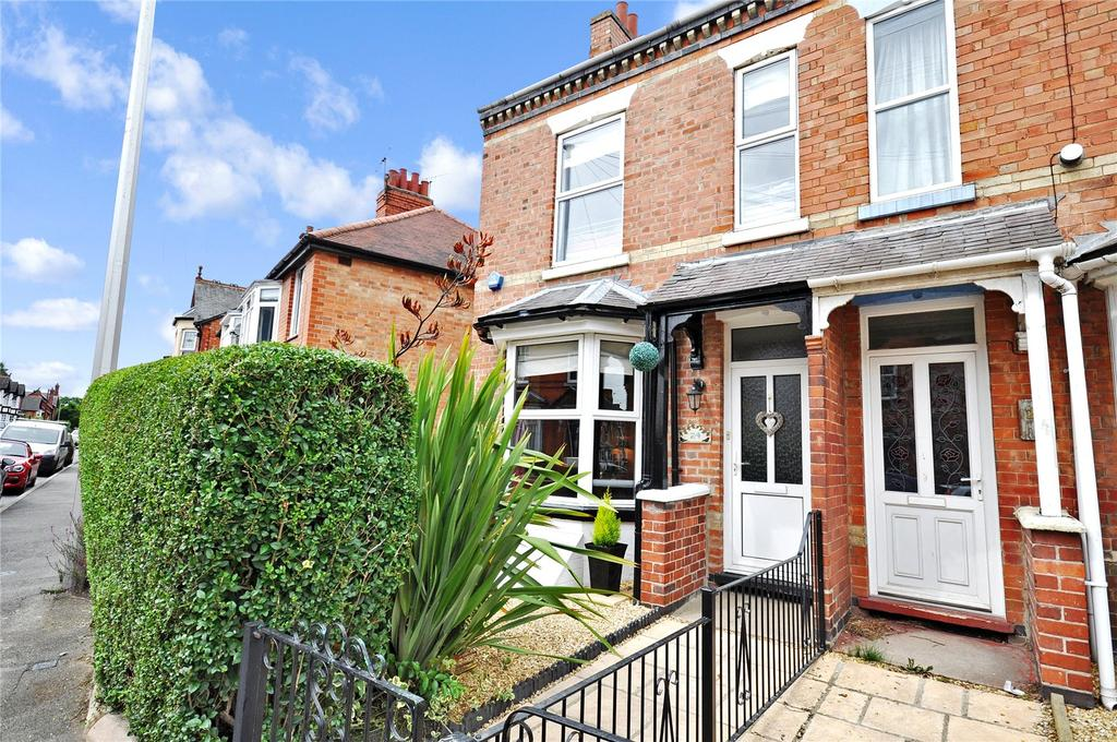 4 Bedrooms End Of Terrace House for sale in Craven Street, Melton Mowbray, Leicestershire