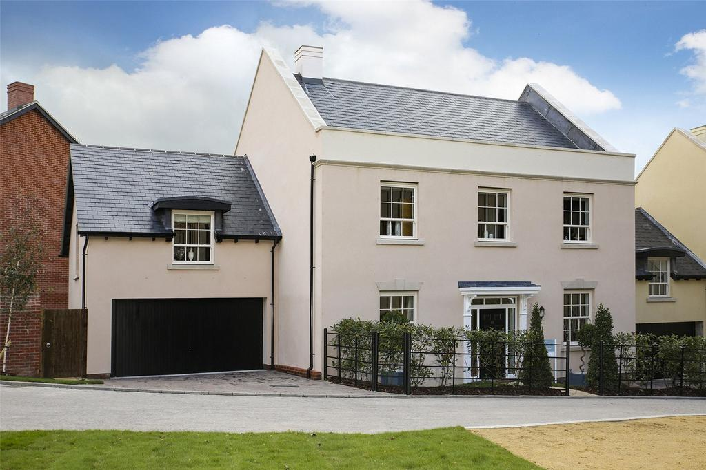 5 Bedrooms Detached House for sale in Manor Road, Winchester, Hampshire, SO22