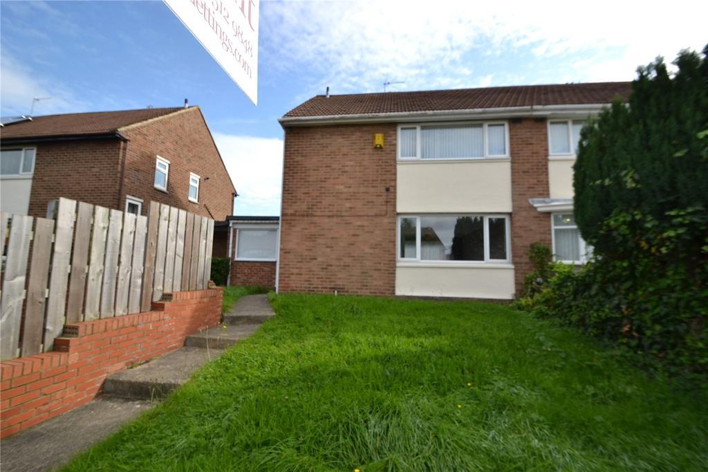 3 Bedrooms Semi Detached House for sale in Amersham Crescent, Peterlee, Co Durham, SR8