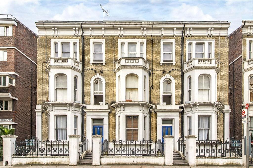 3 Bedrooms Apartment Flat for sale in Finborough Road, Chelsea, London, SW10