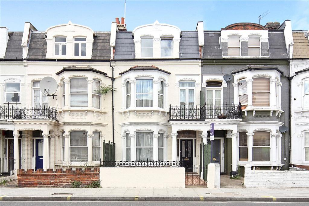 4 Bedrooms Terraced House for sale in Dawes Road, London, SW6
