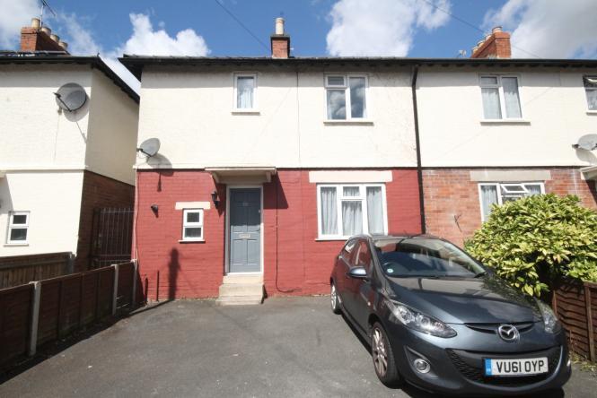 2 Bedrooms End Of Terrace House for sale in Elm Street, Cheltenham, GL51 9DE