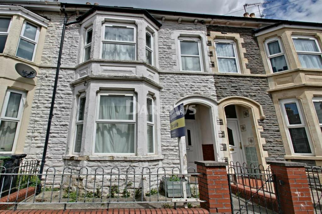 3 Bedrooms Terraced House for sale in Craddock Street, Riverside