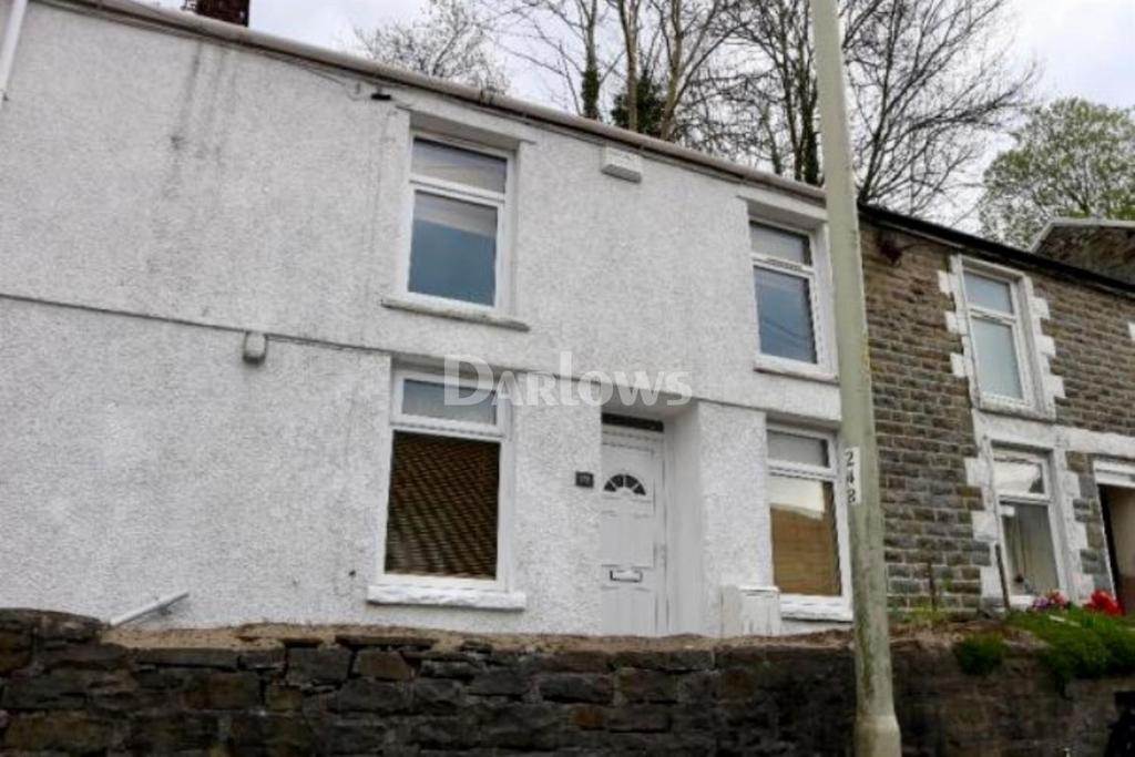 2 Bedrooms Terraced House for sale in Cardiff Road Troedyrhiw