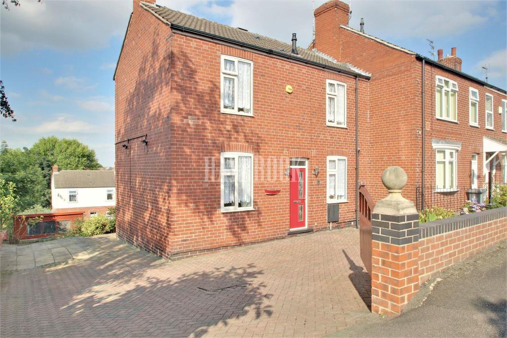 3 Bedrooms End Of Terrace House for sale in Brookfield Avenue, Swinton
