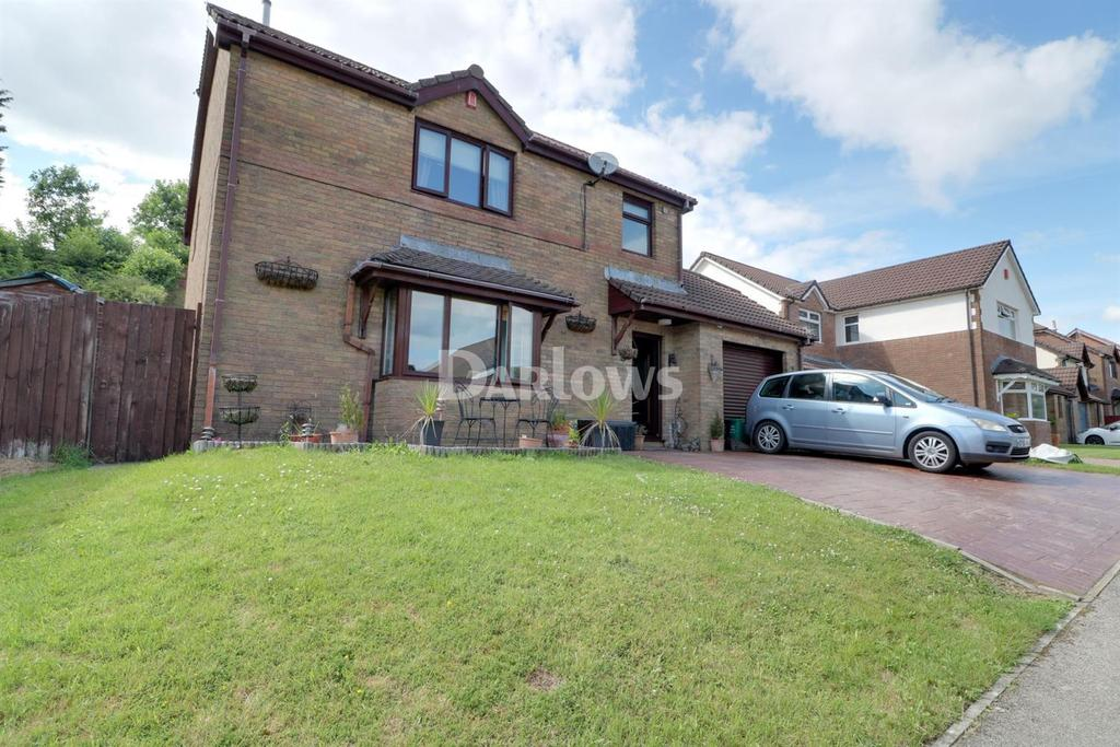 3 Bedrooms Detached House for sale in Pleasant Heights, Porth