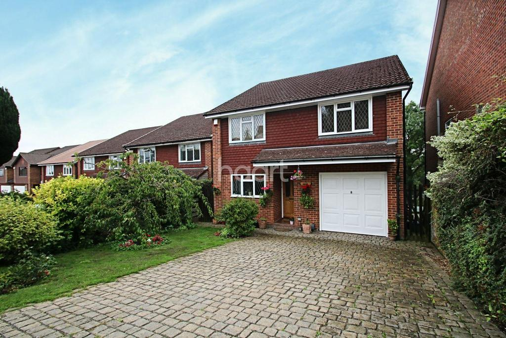 5 Bedrooms Detached House for sale in Highfield Road, Biggin Hill