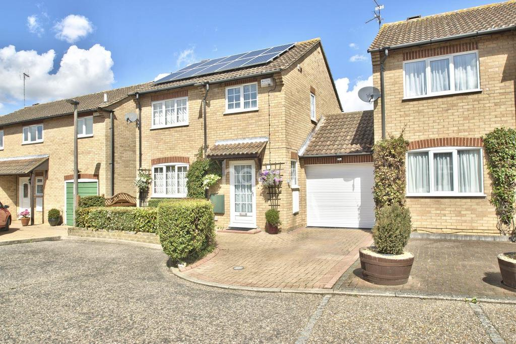 3 Bedrooms Detached House for sale in Carradale, Orton Brimbles