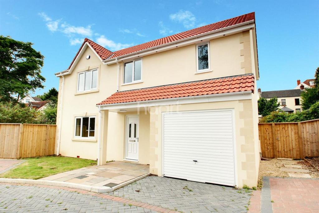 4 Bedrooms Detached House for sale in Weston View