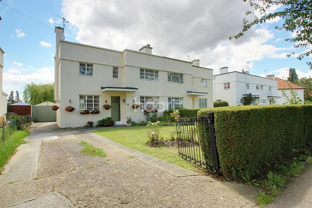 3 Bedrooms Semi Detached House for sale in Silver Street, Silver End