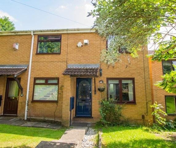 2 Bedrooms Town House for sale in Landmere Gardens, Nottingham, NG3 3BJ