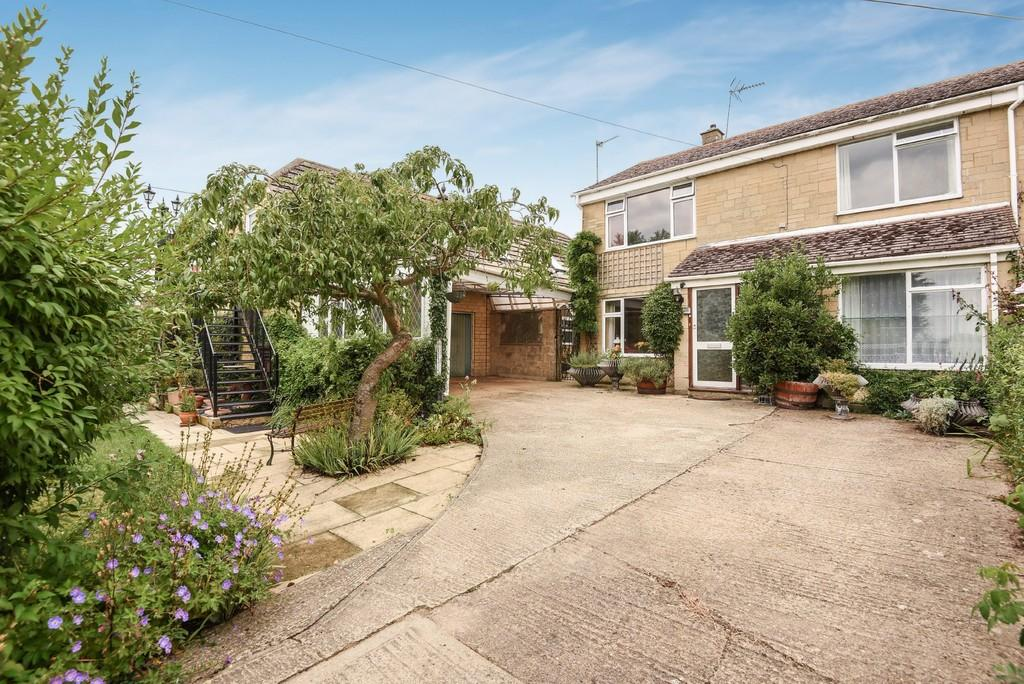 4 Bedrooms End Of Terrace House for sale in Shellingford
