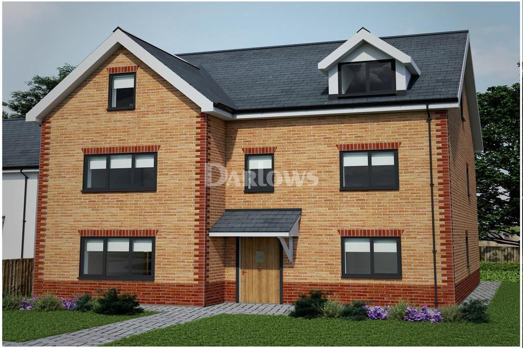 5 Bedrooms Detached House for sale in The Osprey, Clos Afon