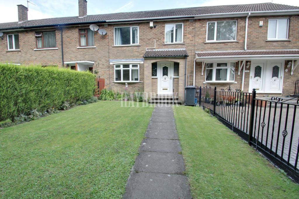 3 Bedrooms Terraced House for sale in Orpen Drive, Gleadless Valley, S14