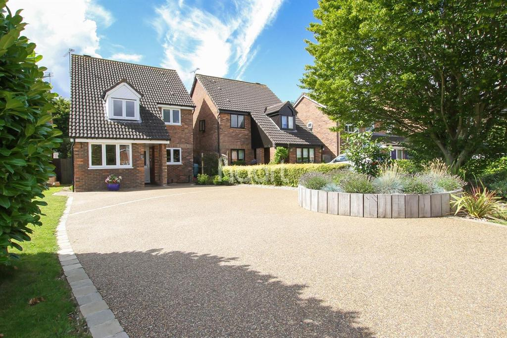 3 Bedrooms Detached House for sale in Somersham