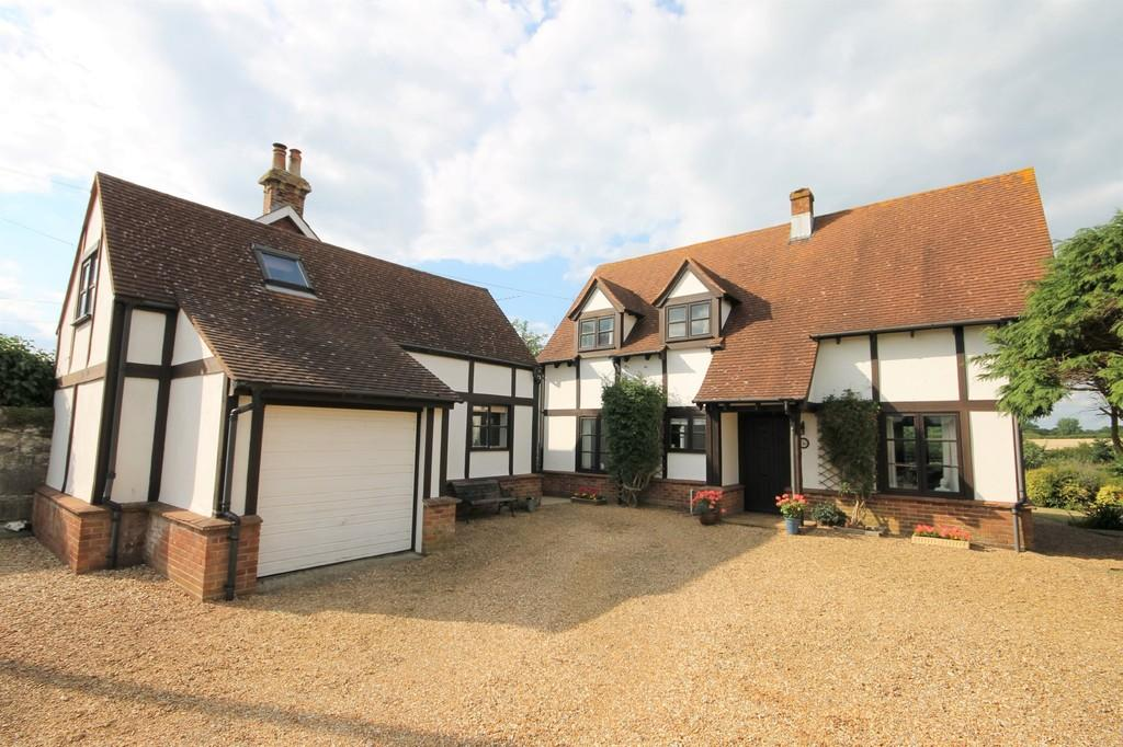 4 Bedrooms Detached House for sale in Wellow, Isle of Wight