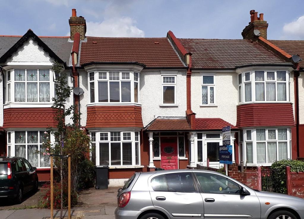 3 Bedrooms Terraced House for sale in Strathyre Avenue, Norbury, SW16