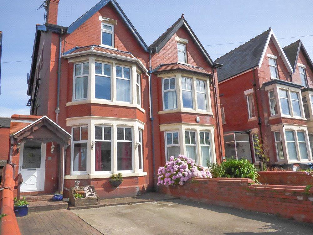 8 Bedrooms Semi Detached House for sale in Derbe Road, Lytham St. Annes, Lancashire