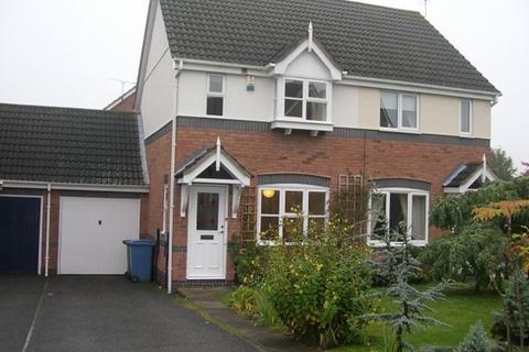 2 bedroom semi-detached house to rent - 54 Manor Grove, Worksop