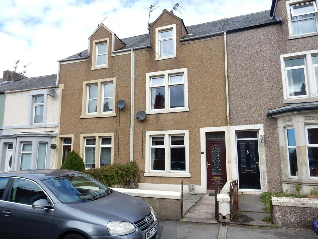 3 Bedrooms Terraced House for sale in Moorclose Road, Harrington