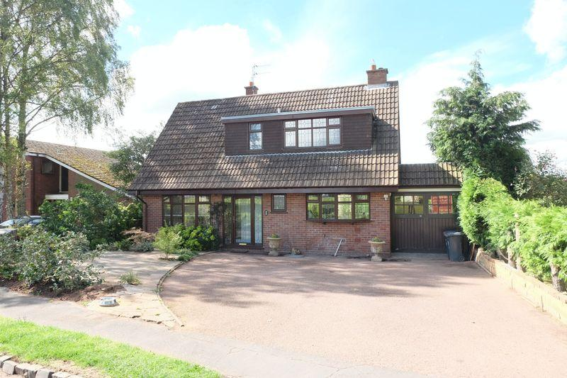 3 Bedrooms Detached House for sale in Dunley Road, Stourport-On-Severn DY13 0AX