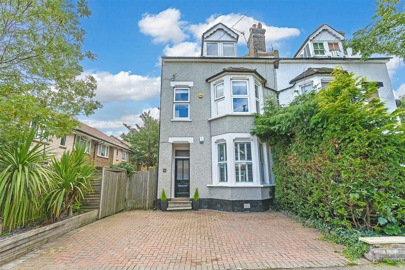 3 Bedrooms Apartment Flat for sale in 92 Whytecliffe Road North, Purley