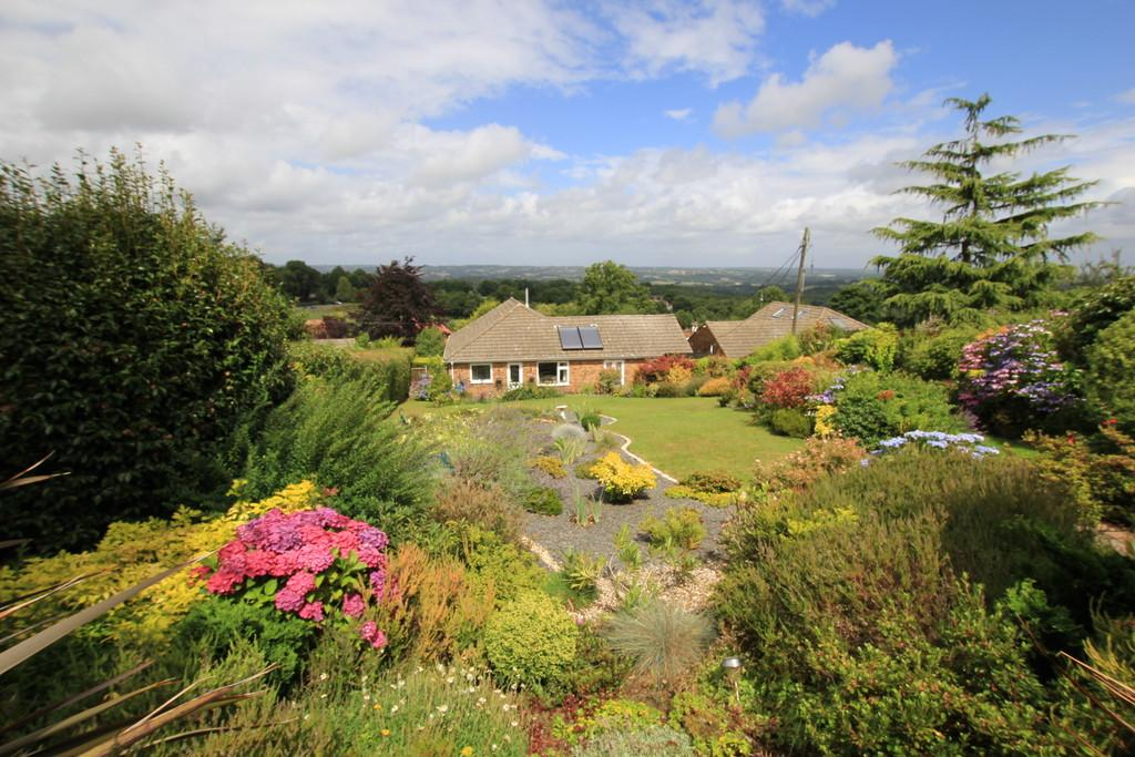 3 Bedrooms Detached Bungalow for sale in Vicarage Road, Burwash Common