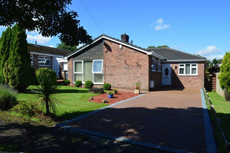 4 Bedrooms Detached Bungalow for sale in Pynder Close, Washingborough