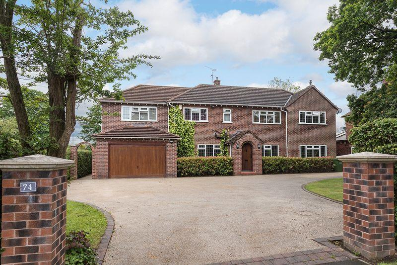 6 Bedrooms Detached House for sale in Bexton Road, Knutsford