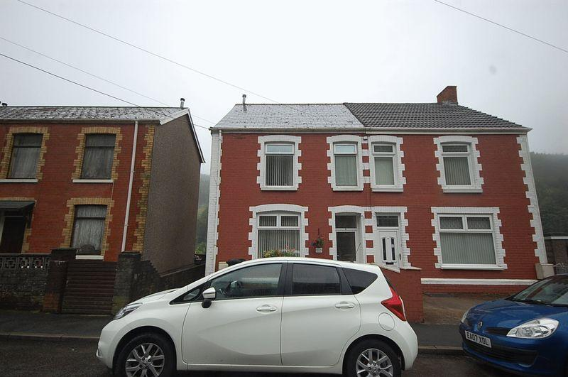 2 Bedrooms Semi Detached House for sale in 5 Morgans Terrace, Port Talbot, SA12 9TP