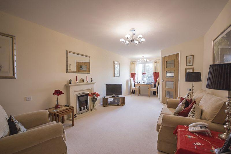 1 Bedroom Apartment Flat for sale in Henderson Court, North Road, Ponteland