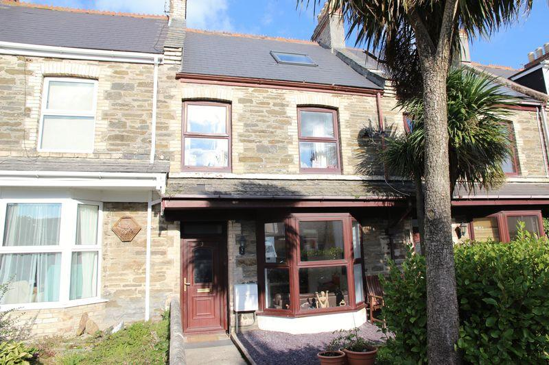 4 Bedrooms Terraced House for sale in Hope Terrace, Newquay