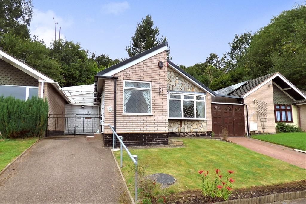 2 Bedrooms Bungalow for sale in Heather Close, Brereton, Rugeley
