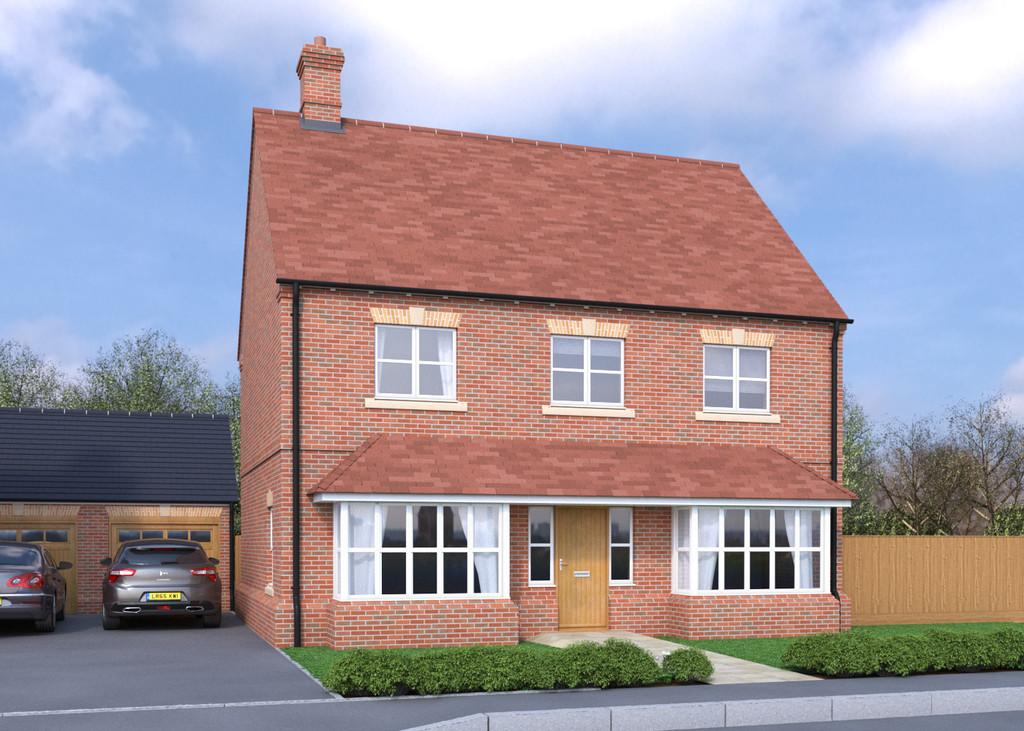 3 Bedrooms Detached House for sale in Plot 10, Victoria Heights, Melbourn