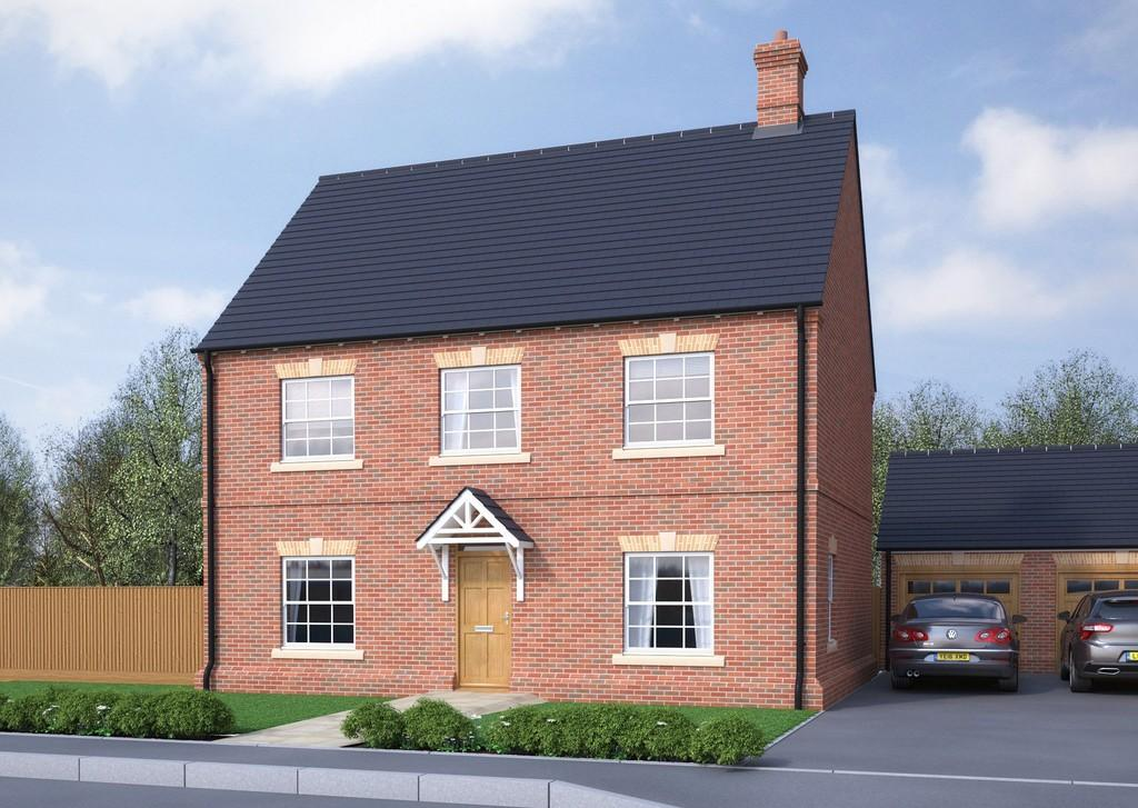 3 Bedrooms Detached House for sale in Plot 11, Victoria Heights, Melbourn