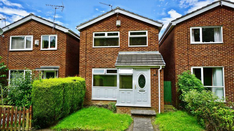 3 Bedrooms Detached House for sale in WALTHAM CLOSE, Redesdale Park