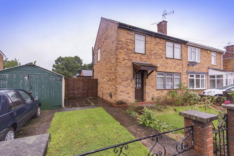 3 Bedrooms Semi Detached House for sale in LEWISTON ROAD, CHADDESDEN