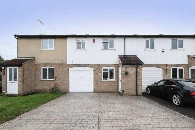 2 Bedrooms Terraced House for sale in Thorness Close, Derby