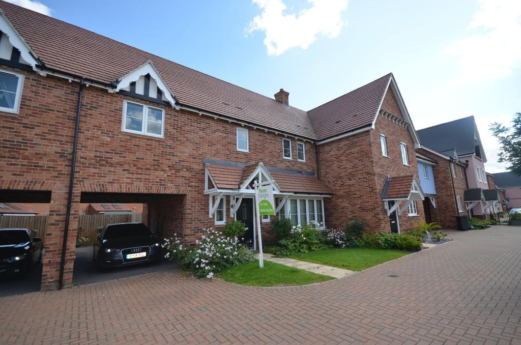 3 Bedrooms Terraced House for sale in Market Lane, Witham, CM8 1GF