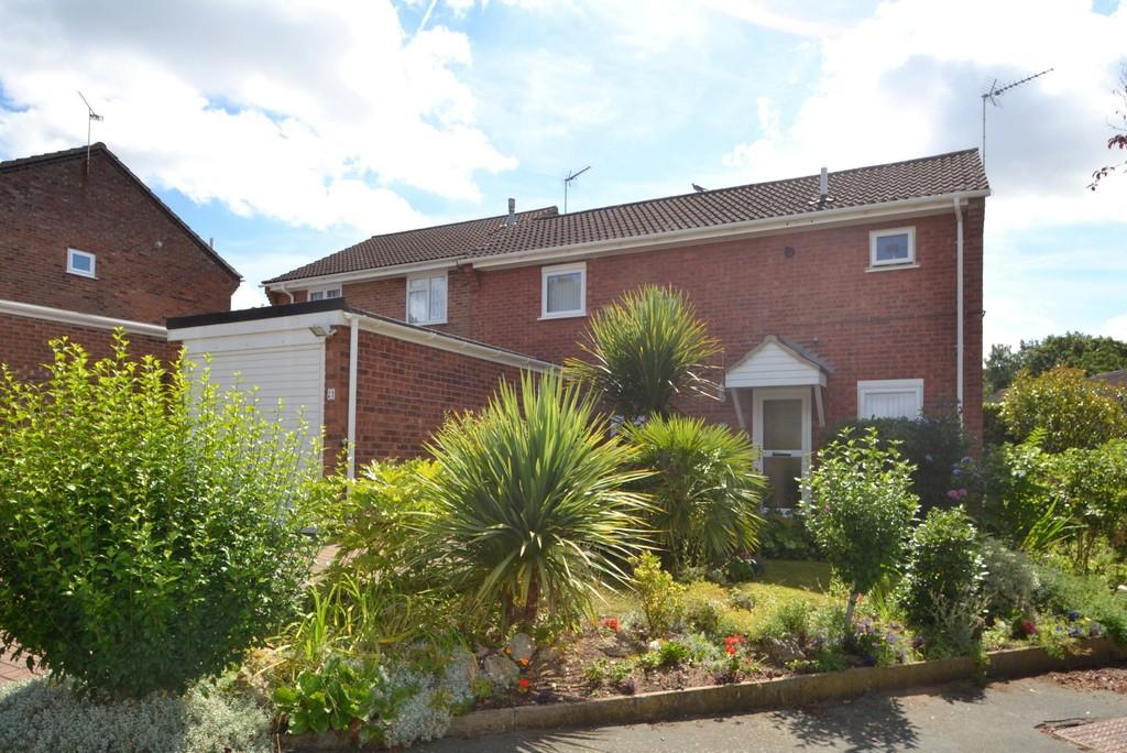 3 Bedrooms Detached House for sale in Egglestone Close, Ipswich, Suffolk, IP2 9SR