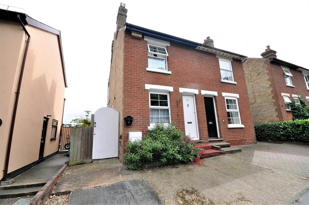 2 Bedrooms Semi Detached House for sale in London Road, Copford, West Colchester