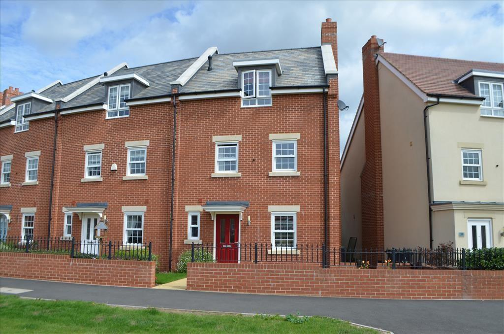 4 Bedrooms End Of Terrace House for sale in Planets Way, Biggleswade, SG18
