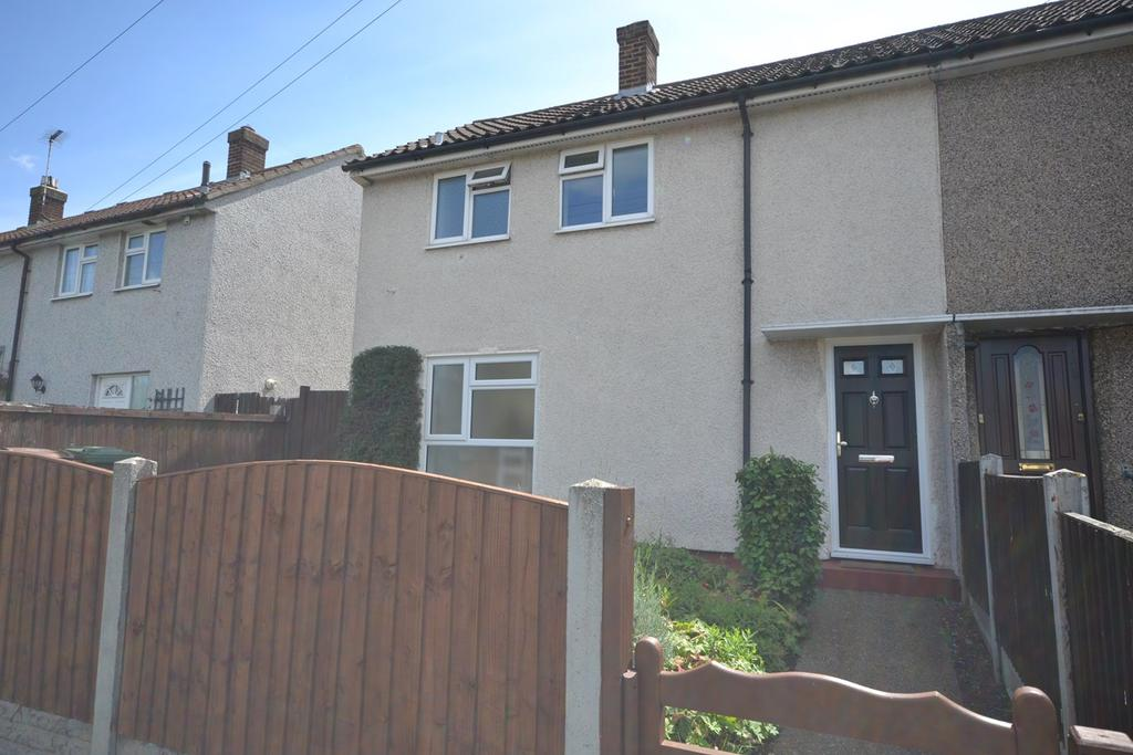 2 Bedrooms End Of Terrace House for sale in Southend Road, Stanford-le-Hope, SS17