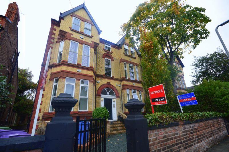 1 Bedroom Apartment Flat for sale in Ivanhoe Road, Aigburth