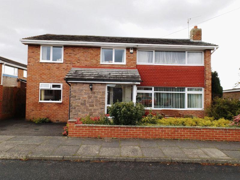 4 Bedrooms Detached House for sale in Grange Road, Morpeth