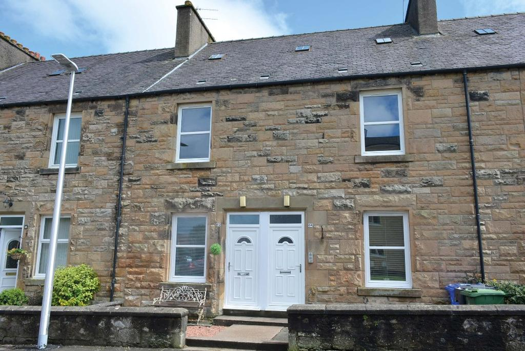 2 Bedrooms Flat for sale in Wallace Street, Bannockburn, Stirling, FK7 8JG