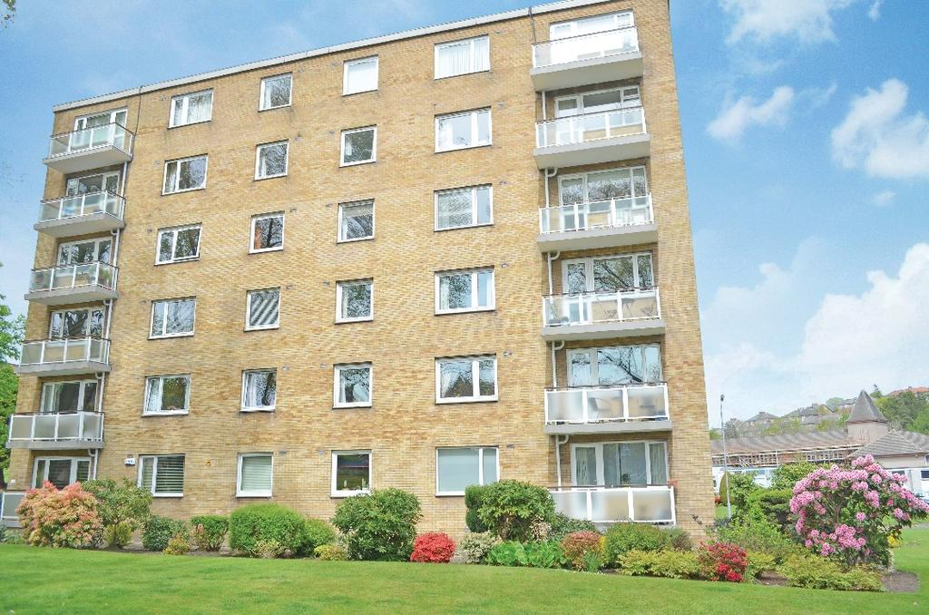 3 Bedrooms Flat for sale in Whittingehame Court, 1300 Great Western Road, Kelvindale, Glasgow, G12 0BH
