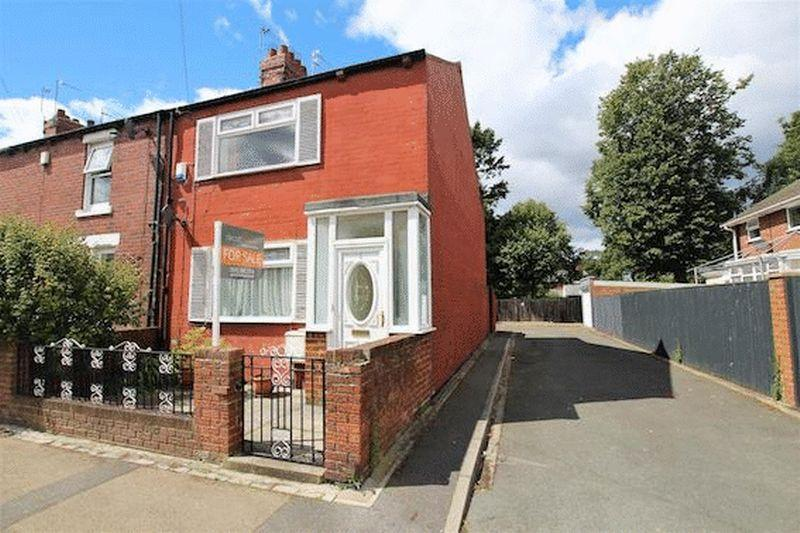2 Bedrooms Terraced House for sale in Lancaster Terrace, Chester Le Street