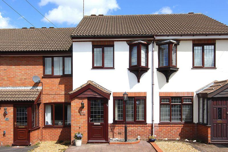 2 Bedrooms Terraced House for sale in WOMBOURNE, Chapel Street