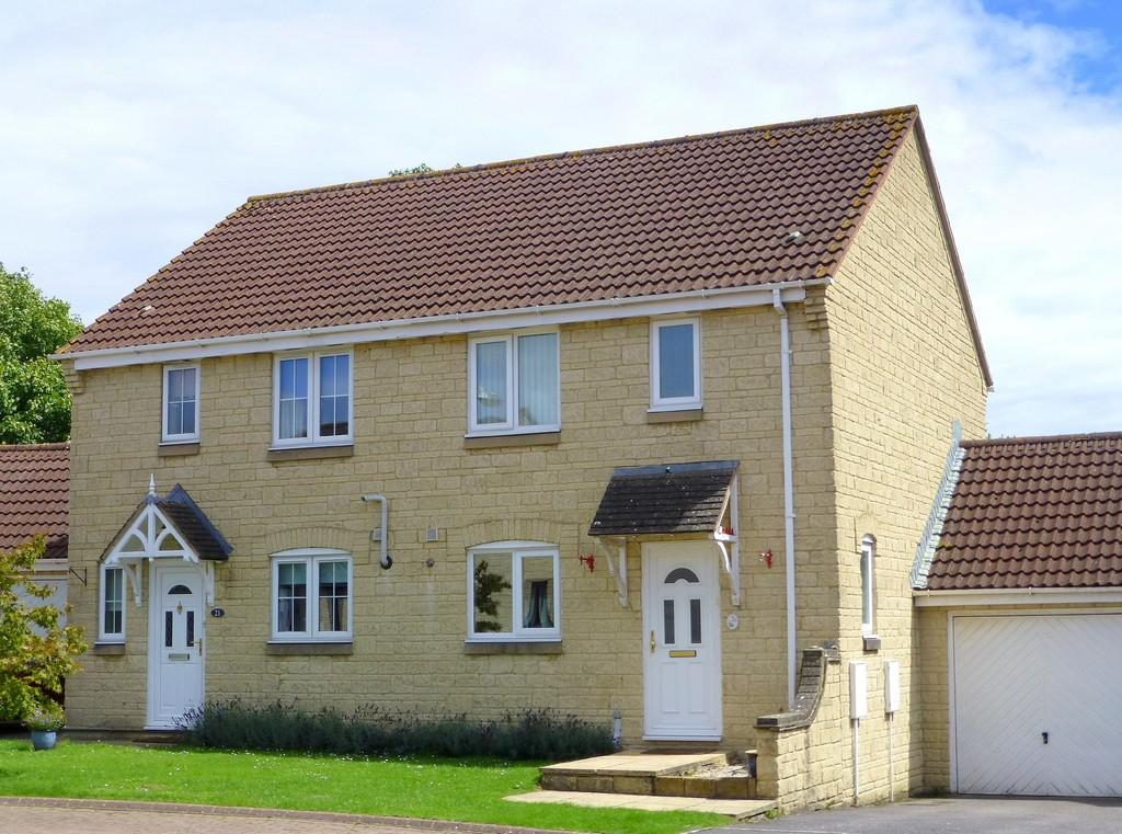 3 Bedrooms Semi Detached House for sale in The Old Batch,Bradford on Avon